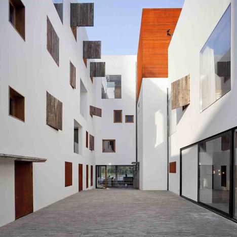 Waterhouse Hotel Nhdro Architects Wewastetime