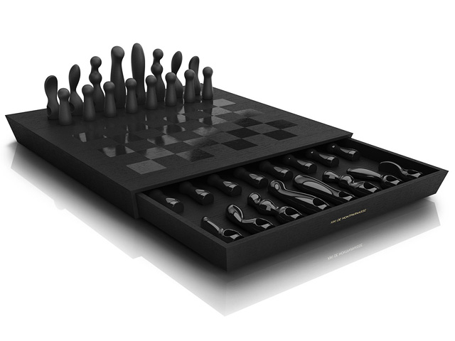Dildo chess set 2