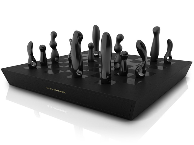 Dildo chess set