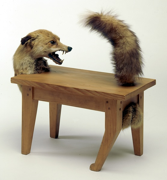 Victor Brauner Loup Table