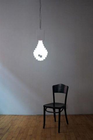 pixel lamp