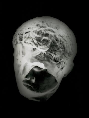 History's Shadow david maisel