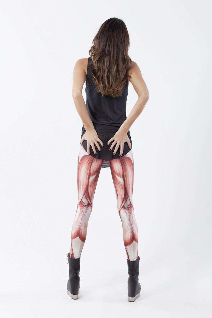 Muscles leggings – wewastetime
