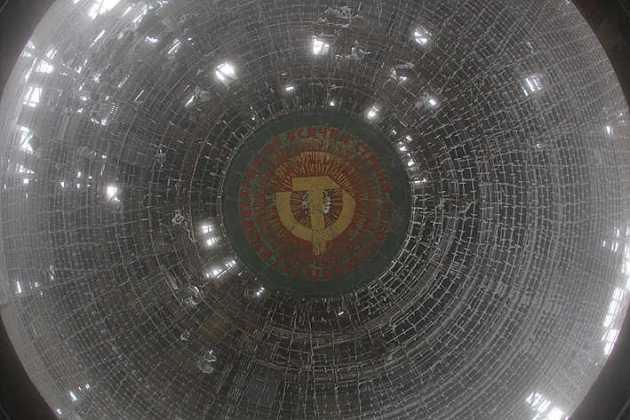 Construcciones socialistas de aspecto futurista Bulgaria-timothy-allen-24