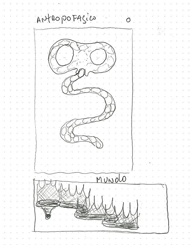 ErnestoNeto-EspaceLouisVuitton sketch