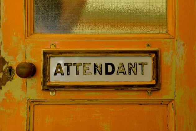 cafe Attendant 19