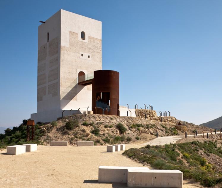 castillo-miras arquitectos Torre Nazarí  01