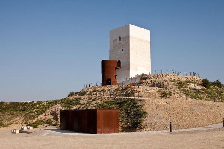 castillo-miras arquitectos Torre Nazarí  10