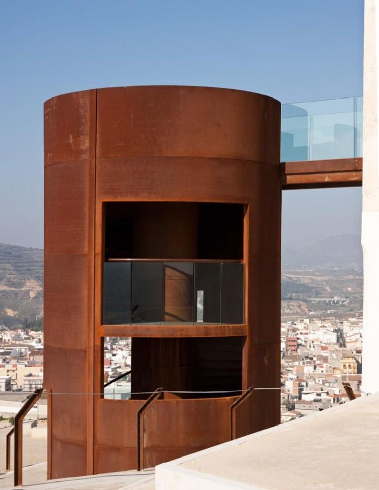 castillo-miras arquitectos Torre Nazarí 5
