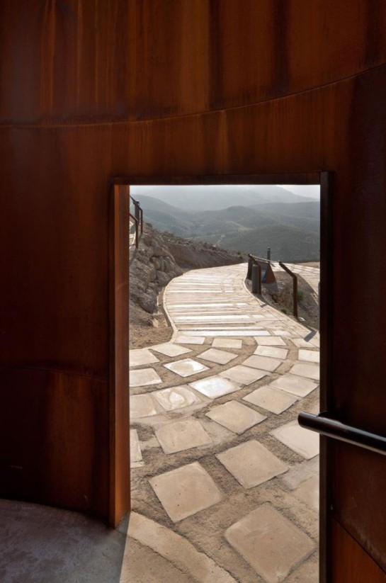 castillo-miras arquitectos Torre Nazarí  9