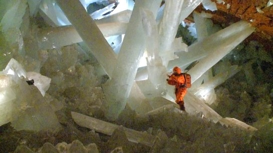 Cave of Crystals 07