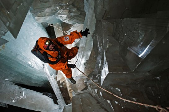 Cave of Crystals Carsten Peter