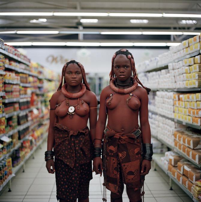 Секс в племя химба