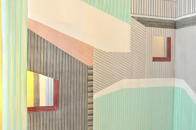 Woven room by Wies Preijde 2