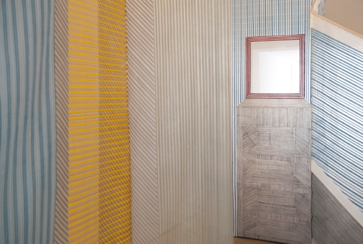 Woven room by Wies Preijde 5