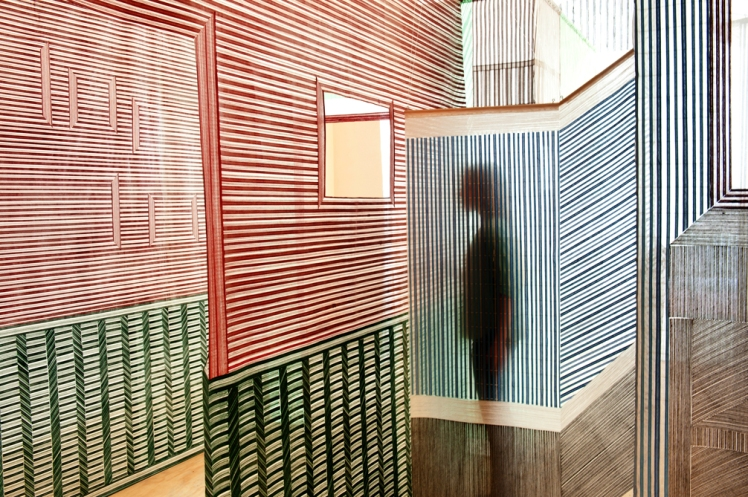 Woven room by Wies Preijde 6