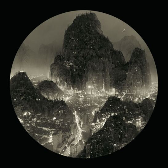 Yang Yongliang moonlight 3