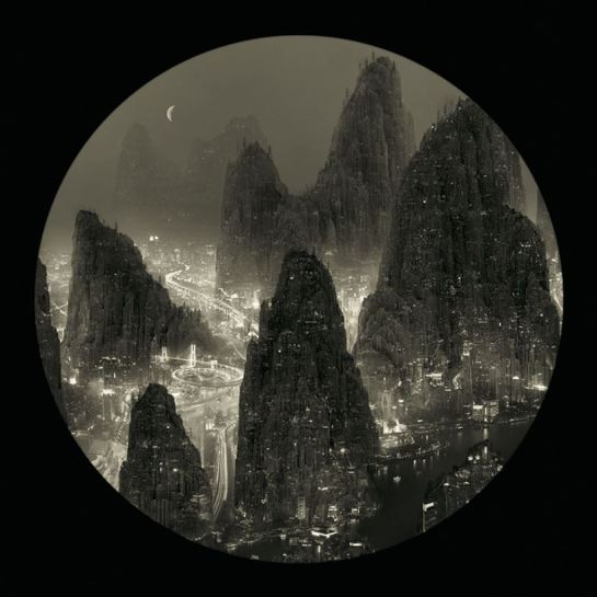 Yang Yongliang moonlight 4