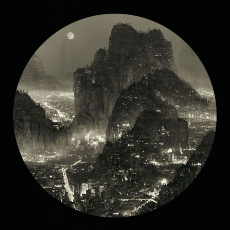 Yang Yongliang moonlight 5
