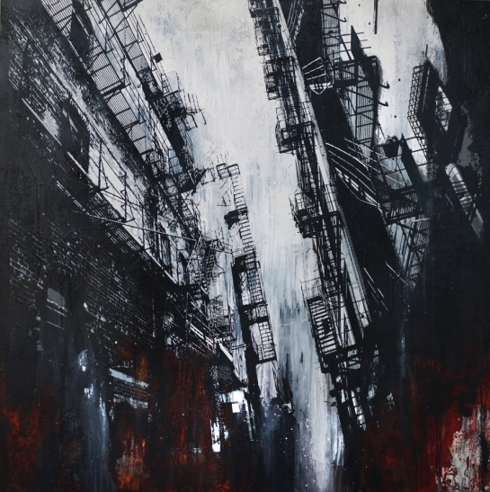 David Soukup' Vertical-Escapism-No-1