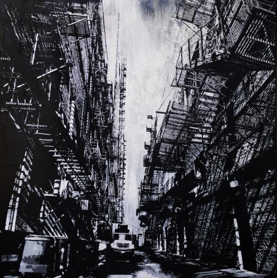 David Soukup' Vertical-Escapism-No-4