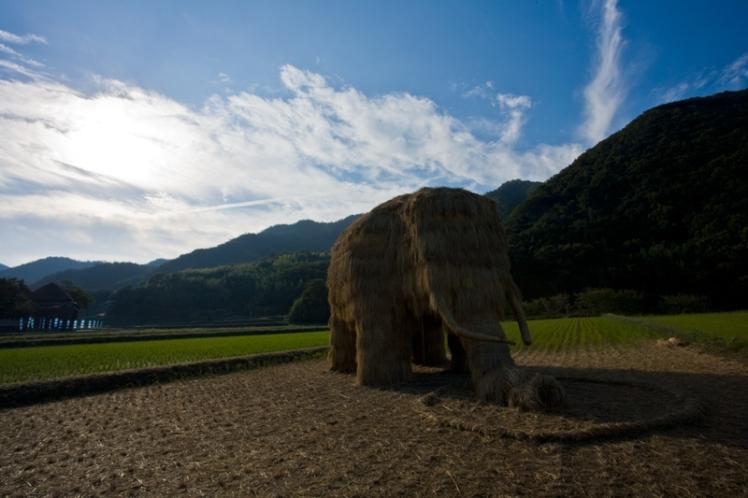setouchi- straw mammoth