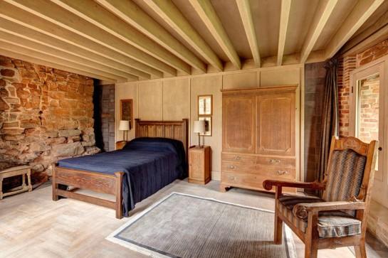 the Astley Castle renovation  10