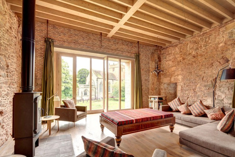 the Astley Castle renovation  11