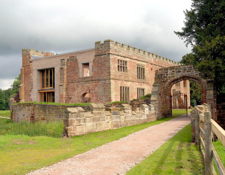 the Astley Castle renovation  2