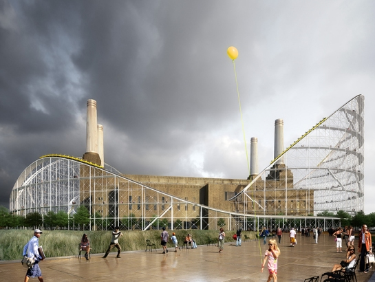 Zündel Cristea Battersea Power Station 0
