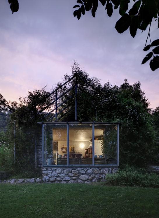 Act Romegialli Architects green box 18