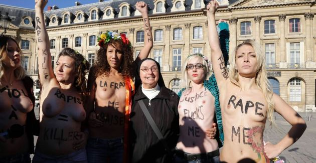 Femen paris 2