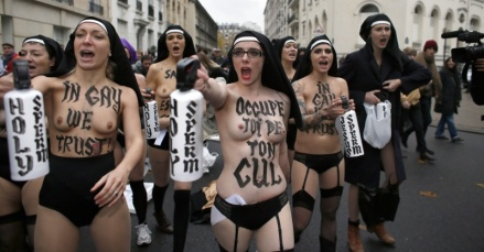 Image result for femen
