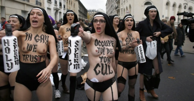 Femen paris 3