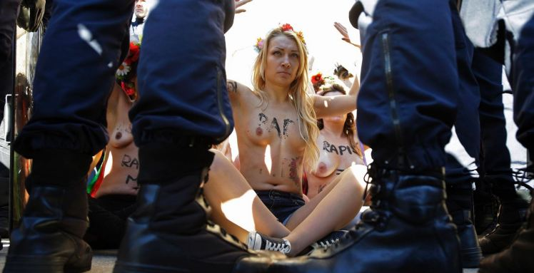 Femen paris