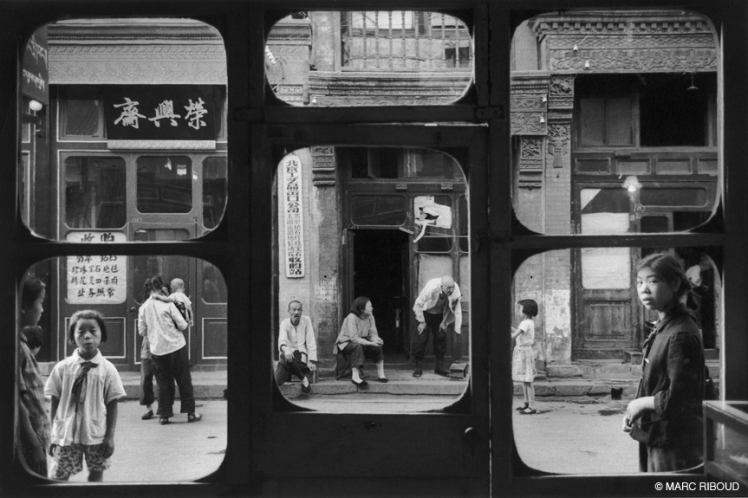 Marc Riboud china 65