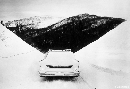 Marc Riboud Vers l Orient ALASKA 1958