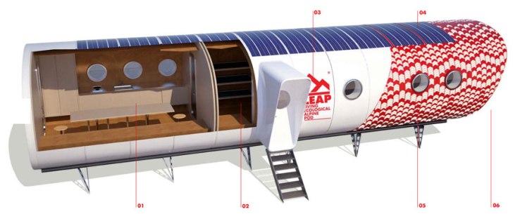 Zero impact - LEAPfactory design