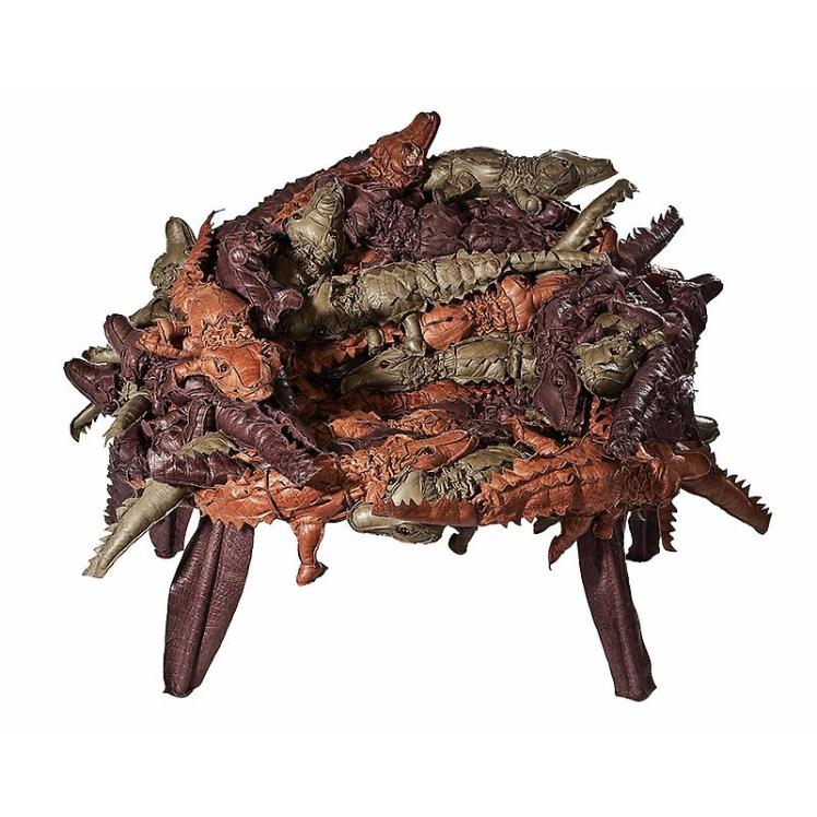 Campana_Alligator_Banquete_Chair_