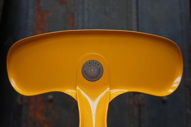 Jerome Lepert nicolle chair detail
