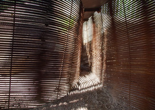 Groves Raines Architects, Composting Shed 2