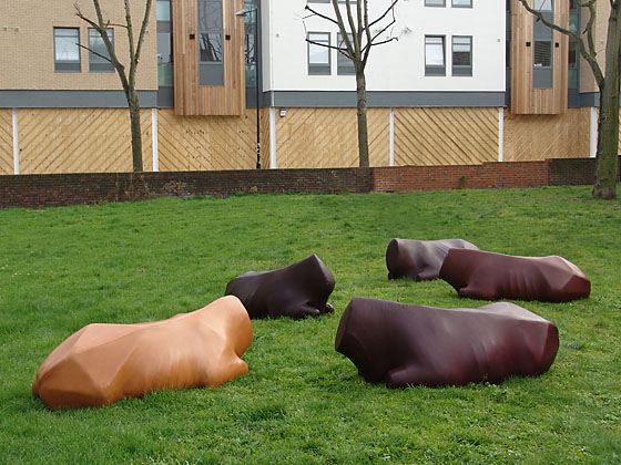 Cow benches by Julia Lohmann-14