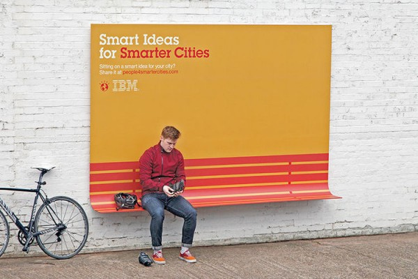 People For Smarter Cities by Ogilvy -Mather, IBM 1