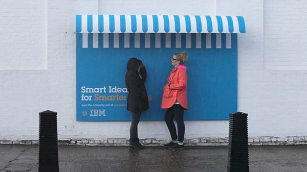 People For Smarter Cities by Ogilvy -Mather, IBM 2