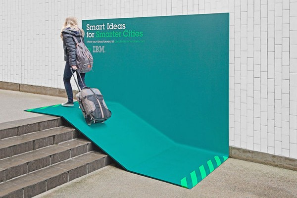 People For Smarter Cities by Ogilvy -Mather, IBM 3