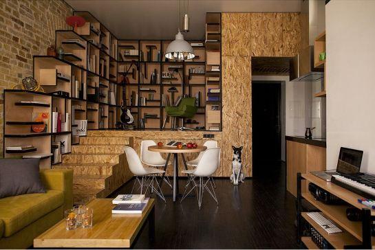 Alex Bykov studio view