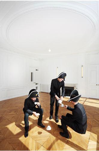 FREAKS freearchitects - napoleon flat 3