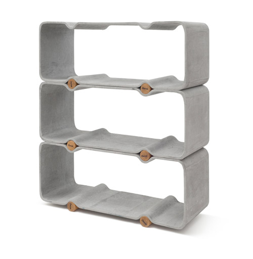 Basso Shelf Thomas Feichtner for Eternit  1
