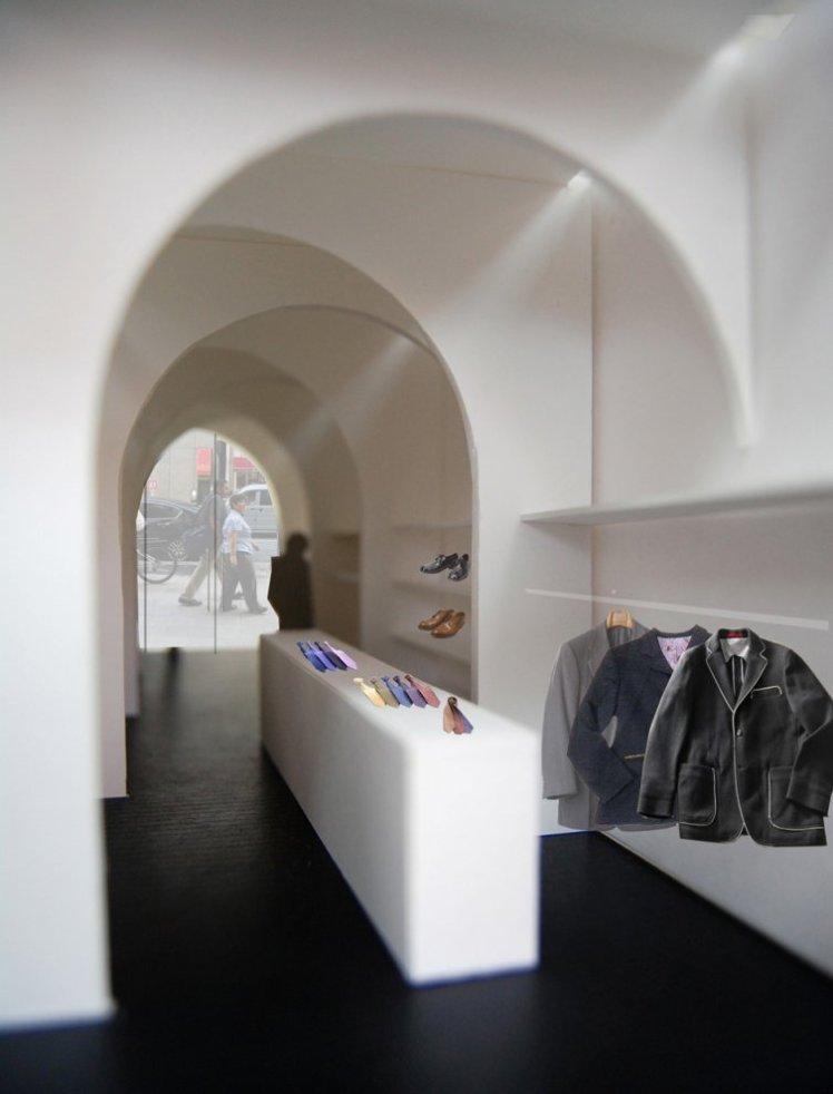 Shuichiro Yoshida Clothing Shop tokyo 2