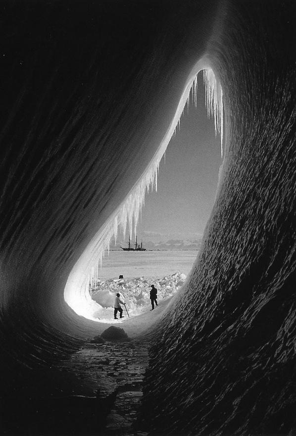 Terra Nova, Antarctica (1911-1912) Herbert Ponting
